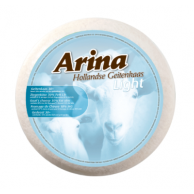 Arina Light - vähendatud rasvasisaldusega kitsepiimajuust