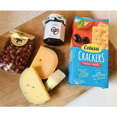 Komplekt: juustukuningas Erwini juustuvaagna lemmikud