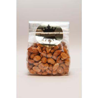 Pähklid mee ja soolaga 150g